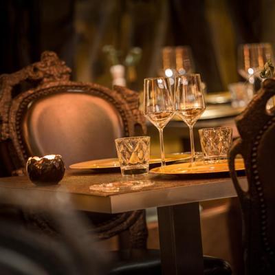 Banke detail restaurant