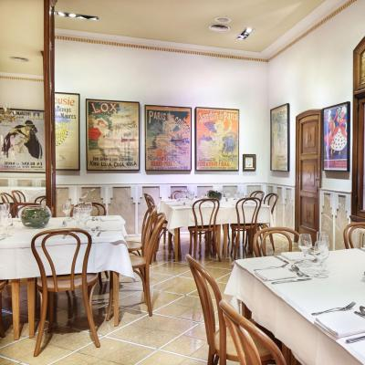 Hotel Astoria Restaurant Barcelona