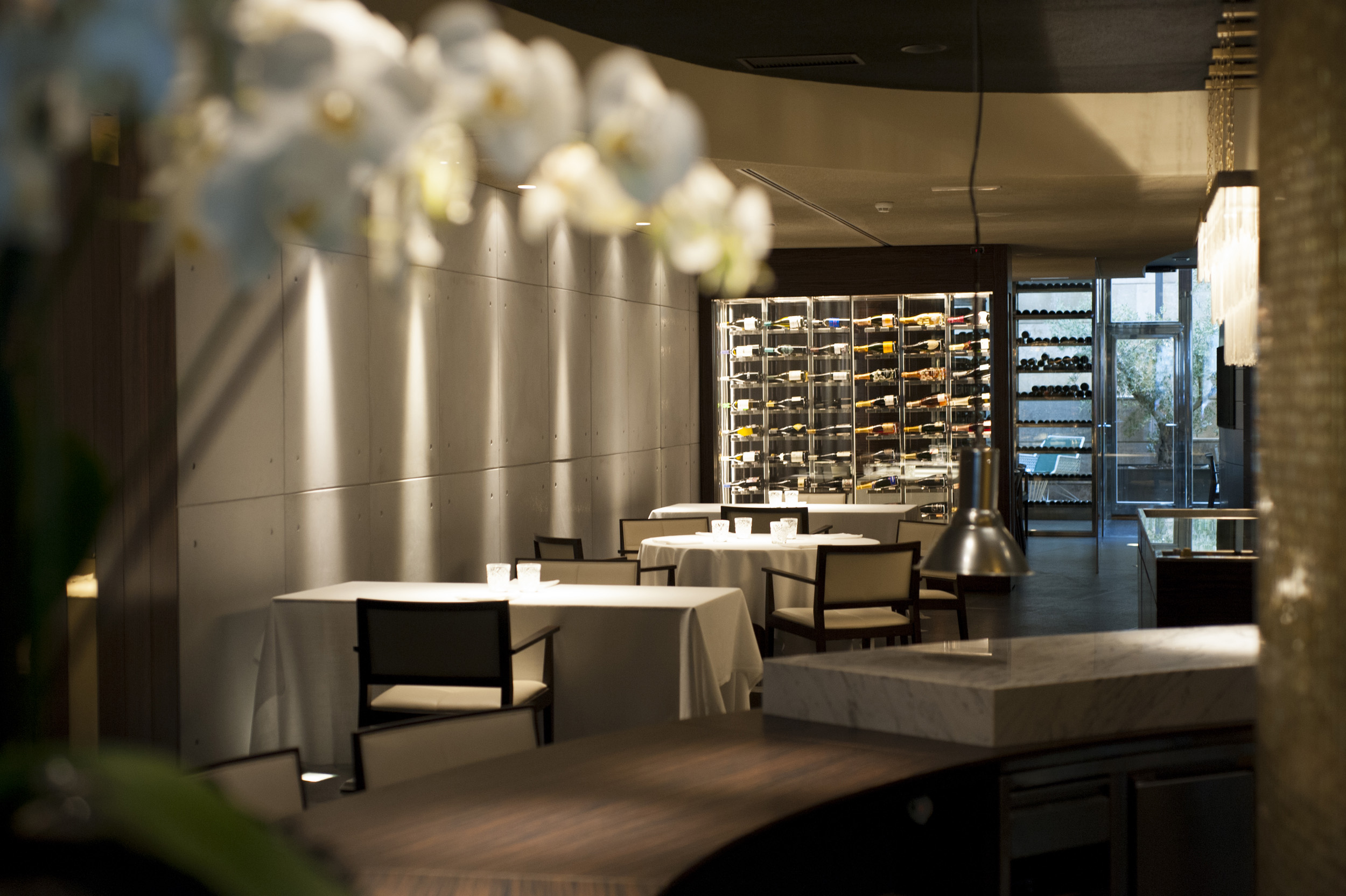 Derby hotels collection launches a new restaurant in its for Design hotel urban madrid