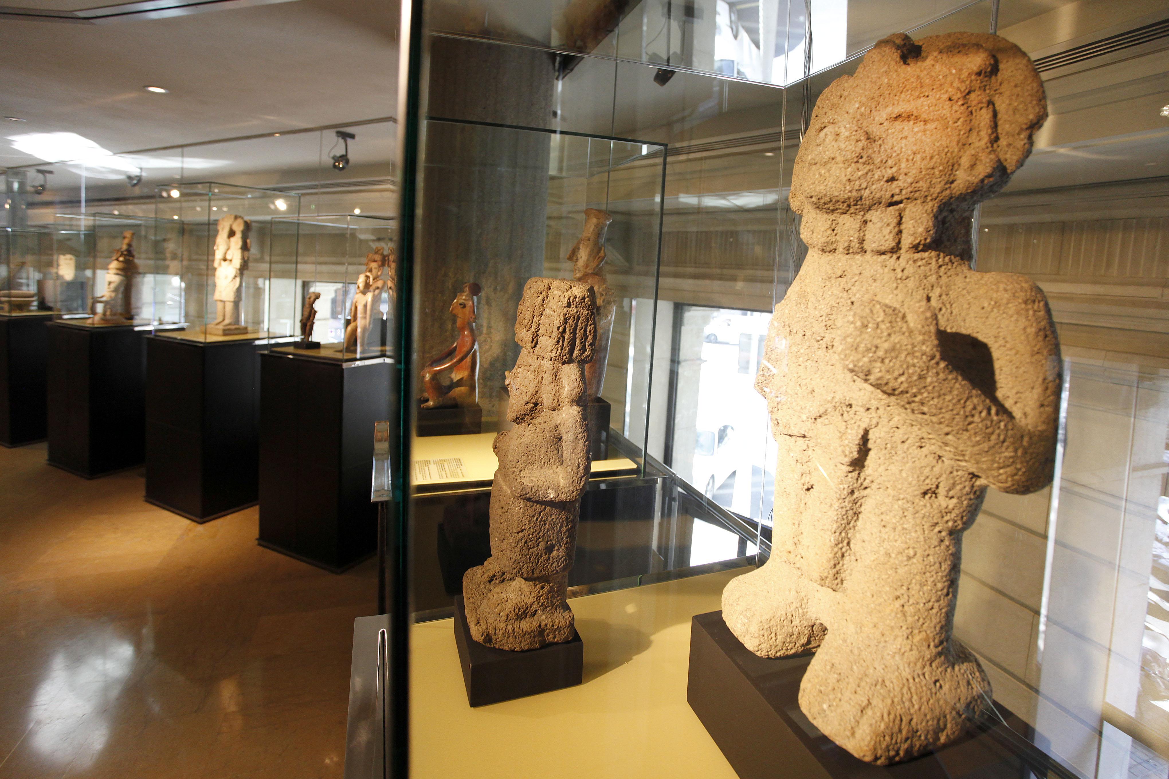 La cultura maia arriba a l'Hotel Claris
