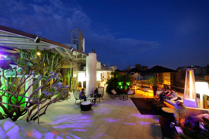 La Terraza Del Claris Terrace At Hotel Claris 5 Stars