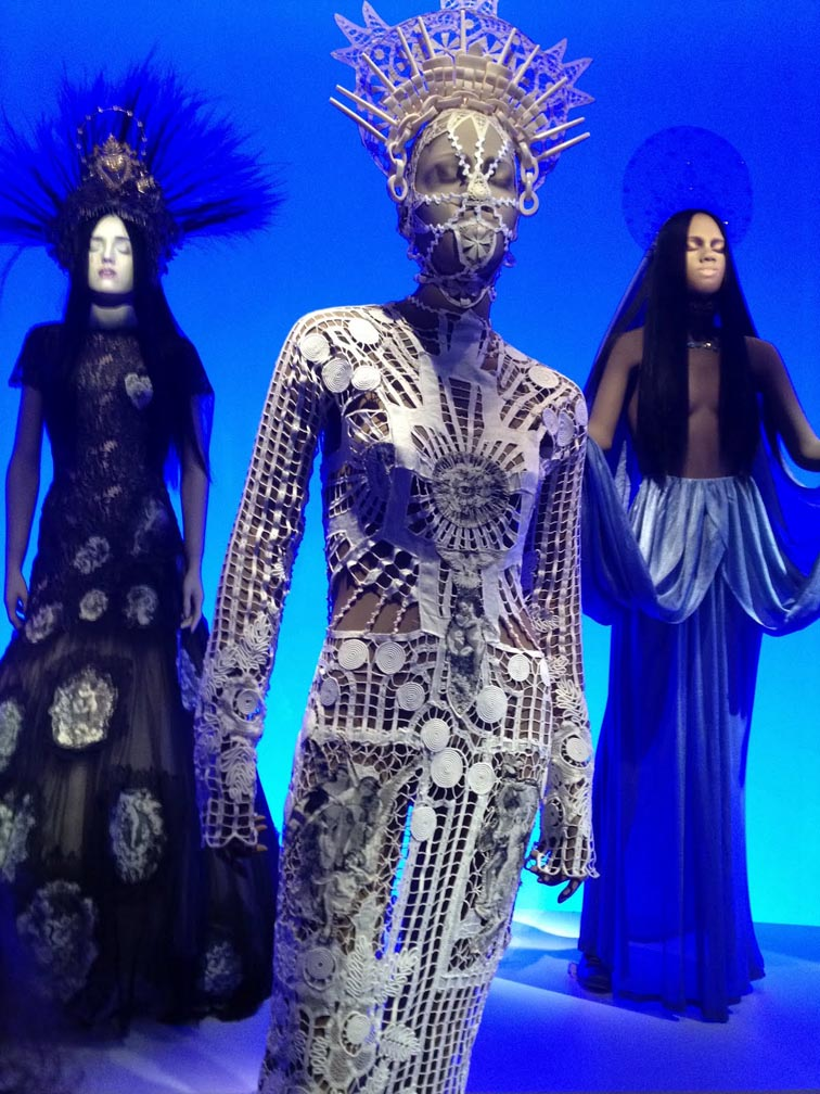 Exhibition of Jean Paul Gaultier