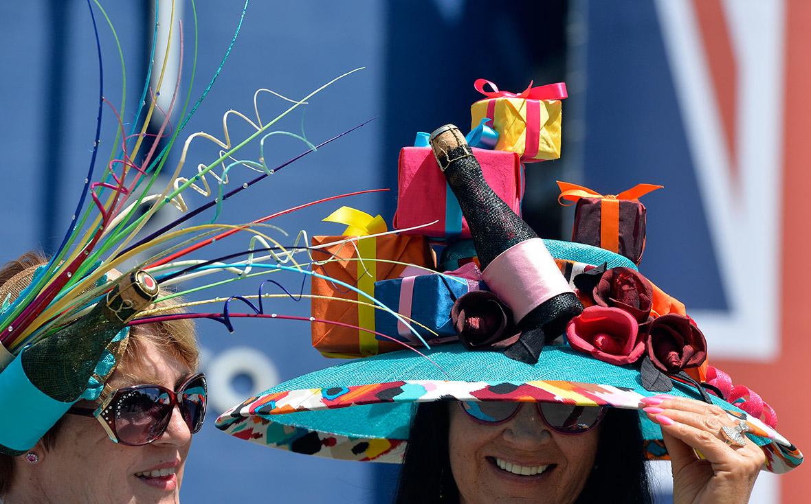 Картинки необычных шляп летний период