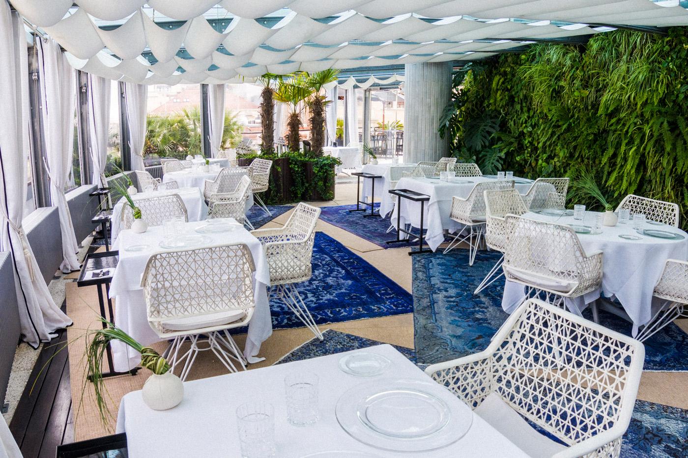 La Terraza del Claris Restaurant