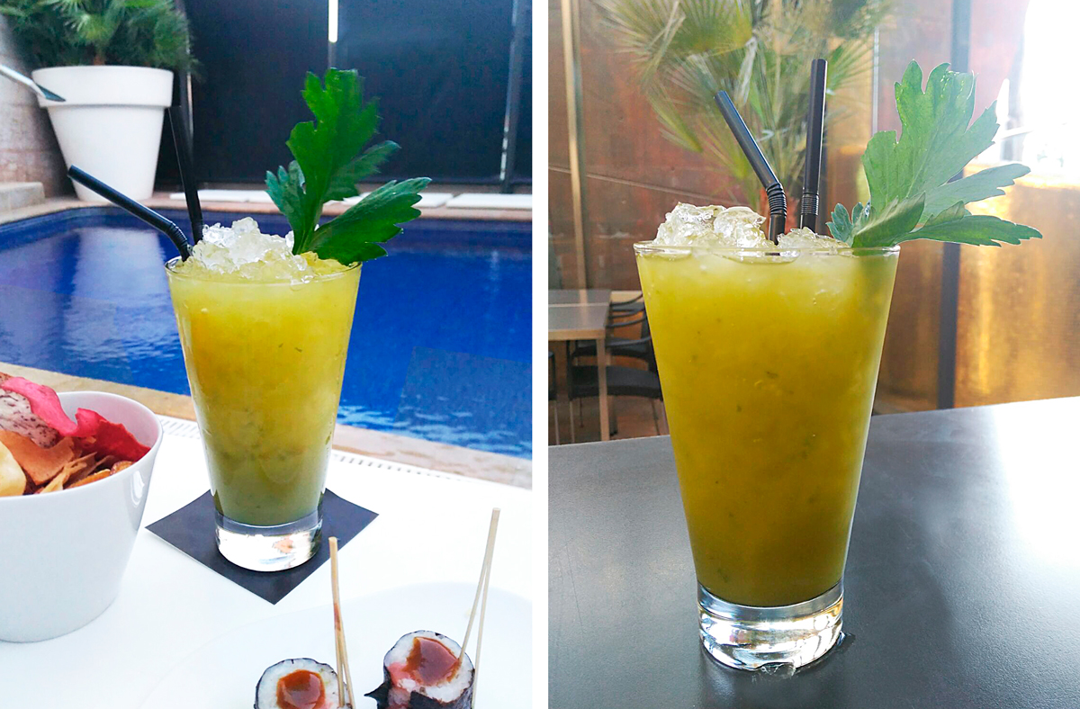 """""""Anti-aging"""" Cocktails in Madrid"""