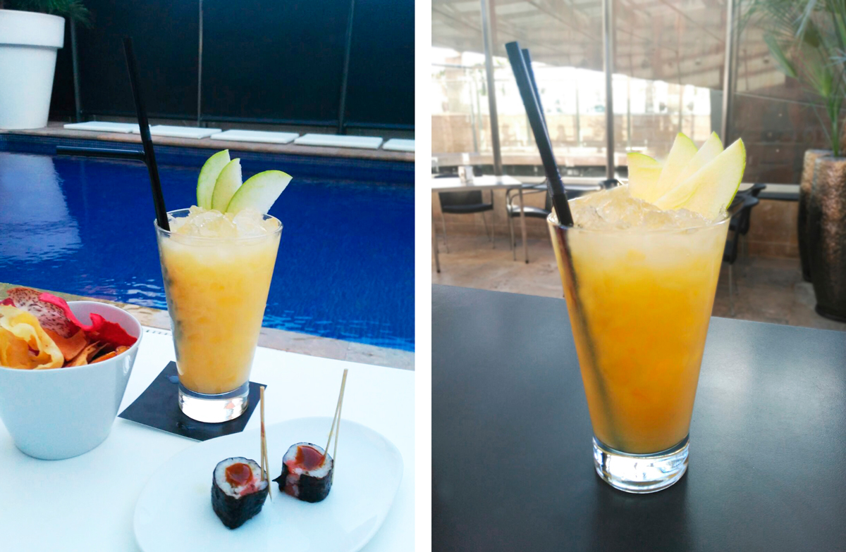 """""""Energy Boost"""" Cocktails in Madrid"""