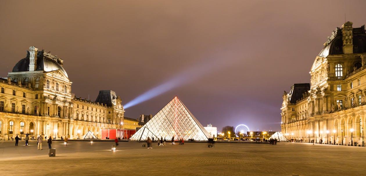 Louvre Museum - Paris