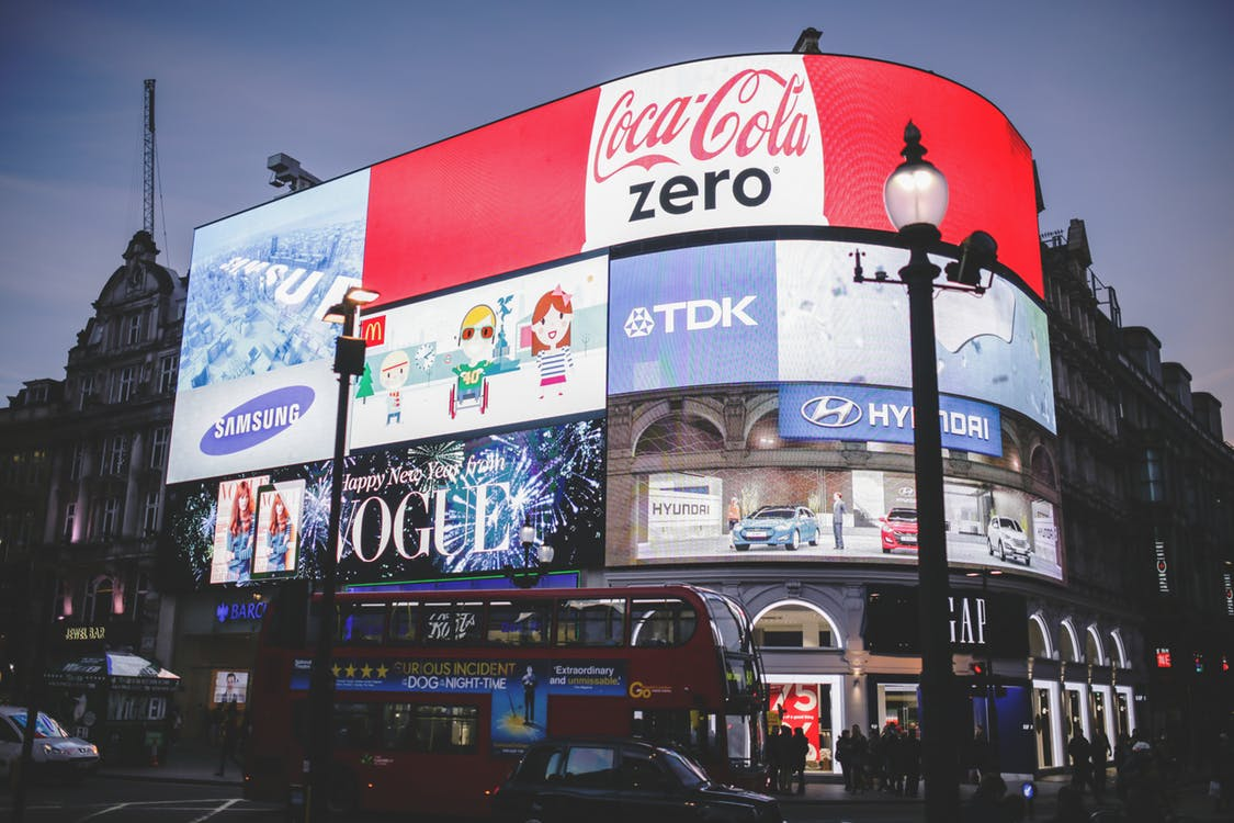 Piccadilly Circus - Places in London