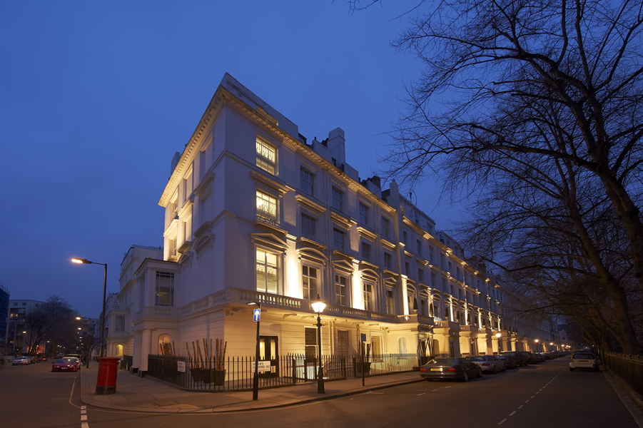 The Caesar Hotel - Places in London