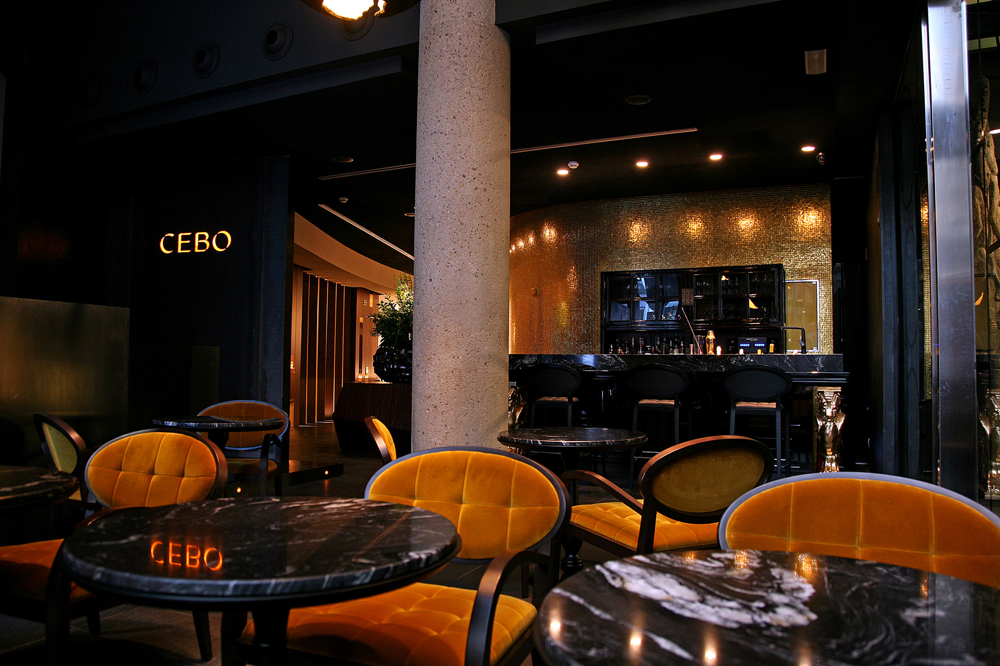 CEBO Restaurant Madrid