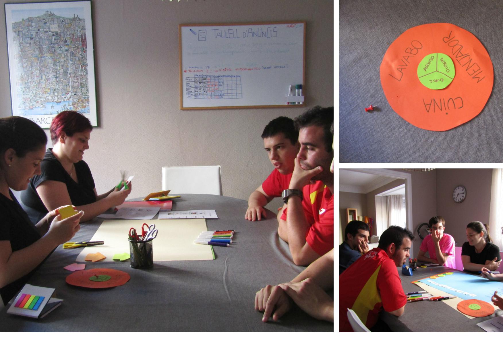Aura Habitat Home Organization Workshop - Aura Foundation
