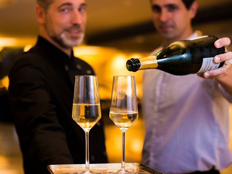 Jordi Celdran Hotel Claris Barcelona love amour