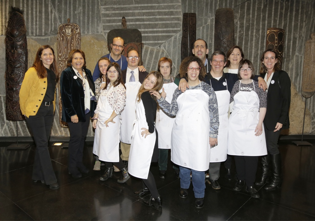 DHC_AURA FUNDACIÓN Y DOWN MADRID Hotel Urban 2019 FEBRERO Aura Foundation