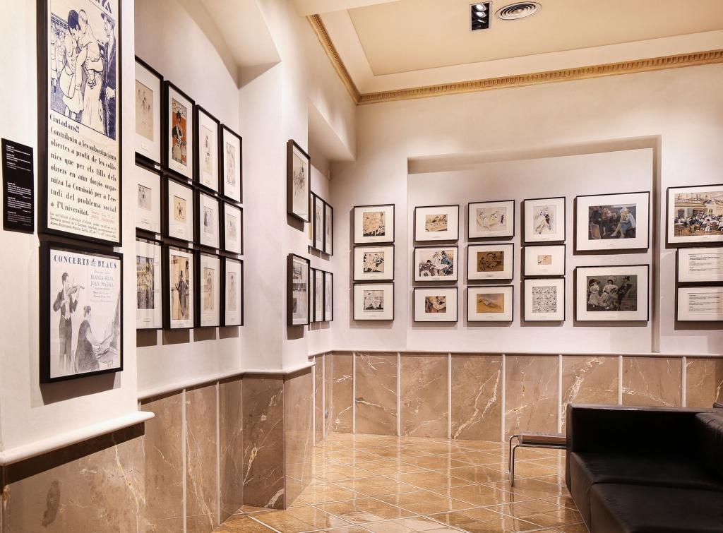Hotel Astoria Museo Opisso Nit dels Museus Barcelona