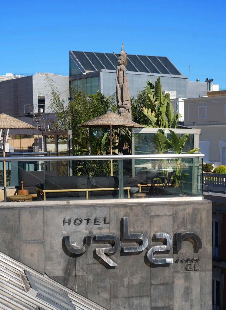 Derby Hotels Collection La Terraza del Urban Madrid