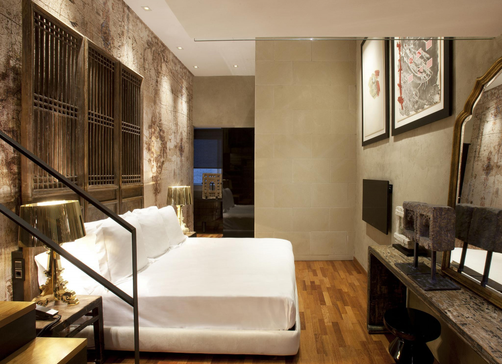 bedroom, luxury, design, decoration, derby hotels collection,  madrid, hotel urban