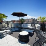 Terrazas de Barcelona Hotel Claris Derby Hotels Collection verano rooftop party
