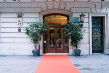 Entrada Hotel Astoria