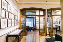 Exposición arte costumbrista Hotel Astoria
