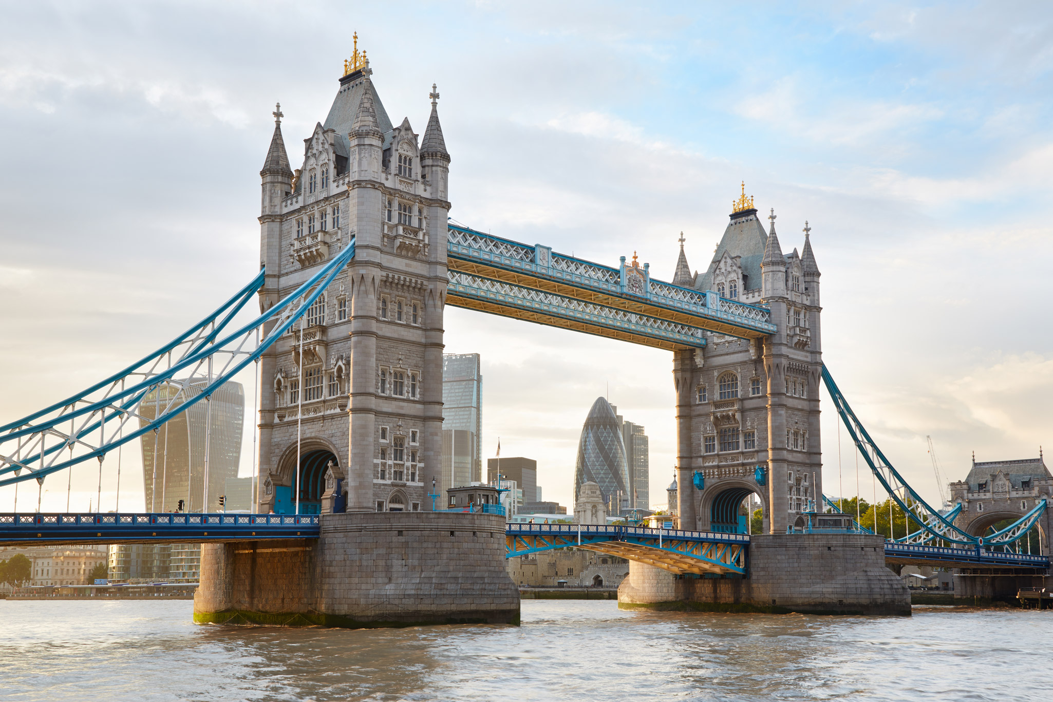 Tower Bridge - Londres