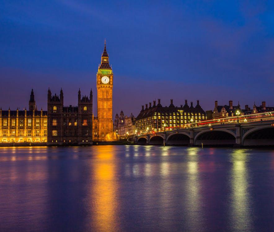Big Ben - Cosas de Londres