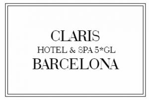 Menús de Navidad Hotel Claris