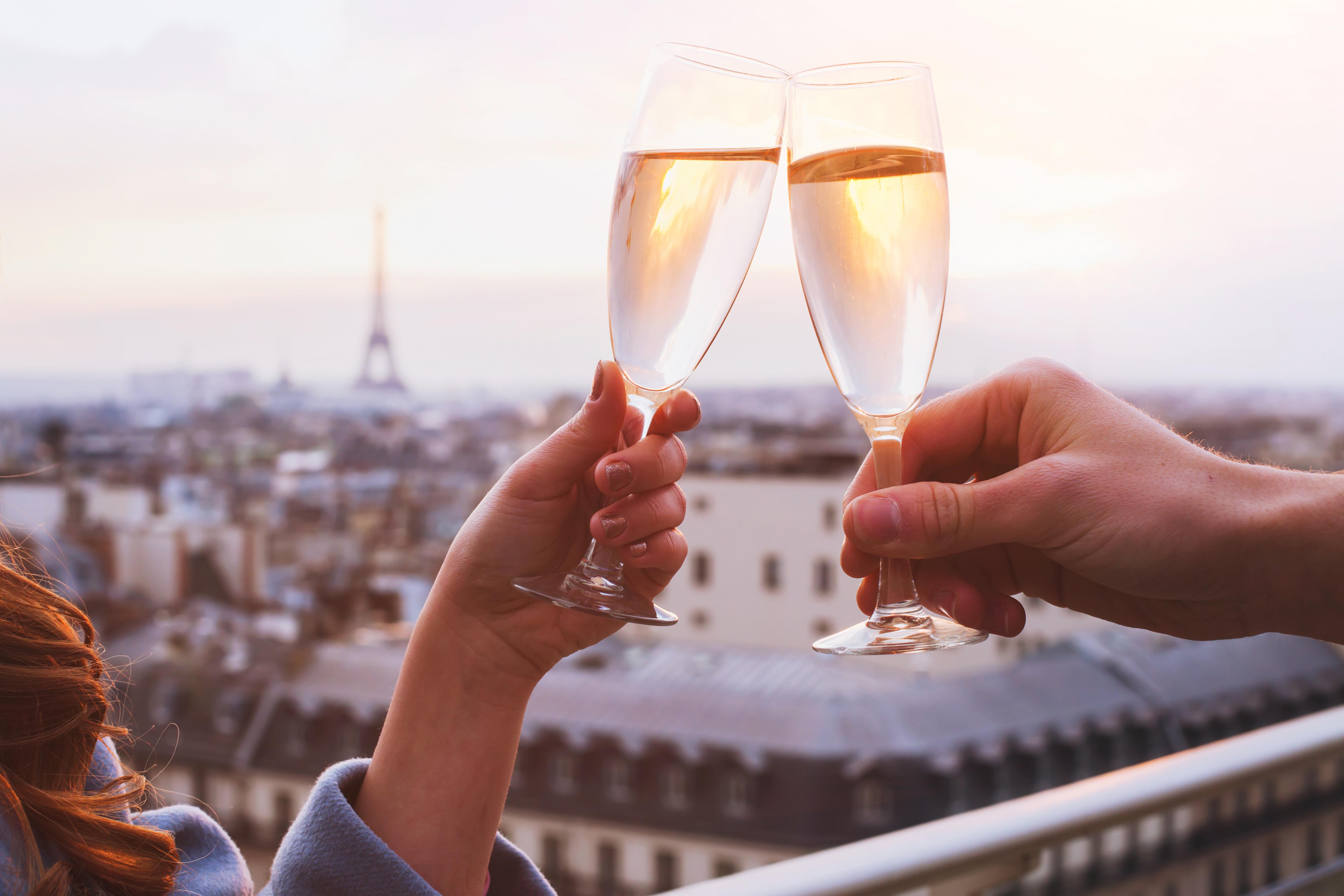 Fin de Año en Paris