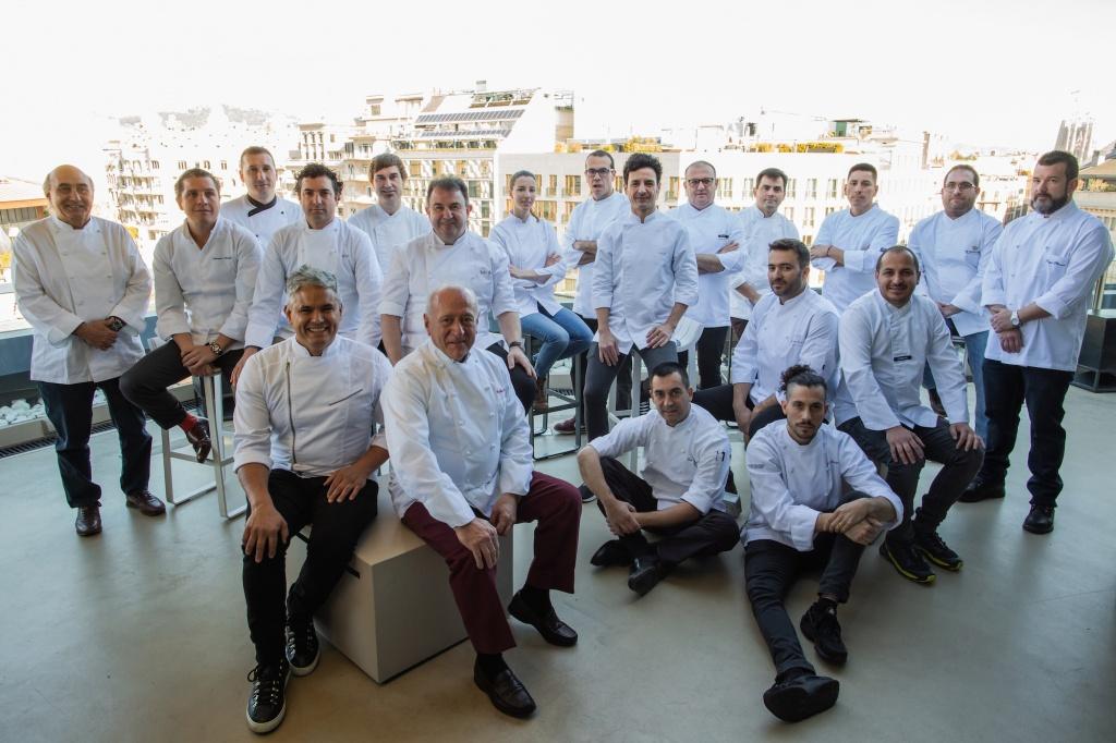 Passeig de Gourmets Hotel Claris Barcelona