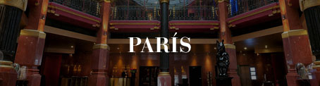 Hoteles en Paris