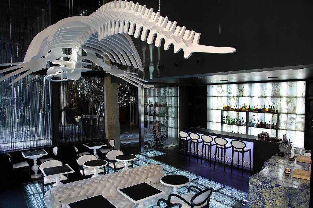 Derby Hotels Collection Restaurante Glass Mar Hotel Urban