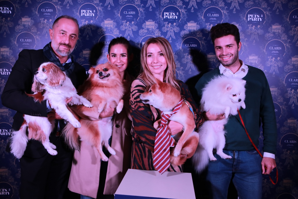 Pets Party Hotel Claris Barcelona Hotel Urban Madrid
