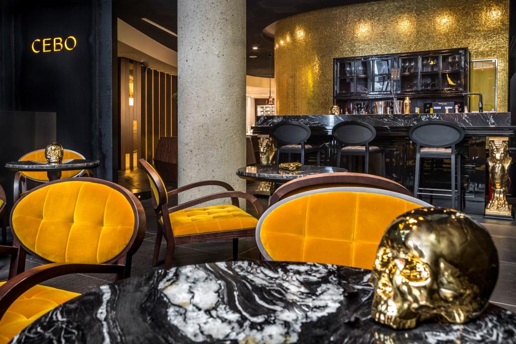 Derby Hotels Collection Restaurante CEBO Hotel Urban