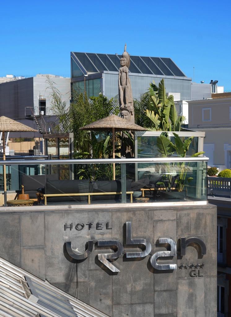 La Terrza del Urban, Hotel Urban, Derby Hotels Collection