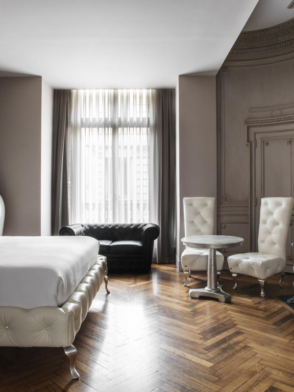 Hotel Banke, Decoración, Derby Hotels Collection, interiorismo, diseño interiores, habitación, dormitorio