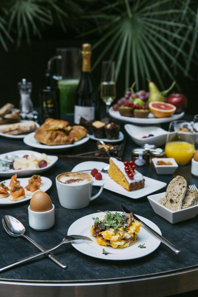 brunch, receta, verano, recetas de verano, chef del mar, Hotel Granados 83, Derby Hotels Collection