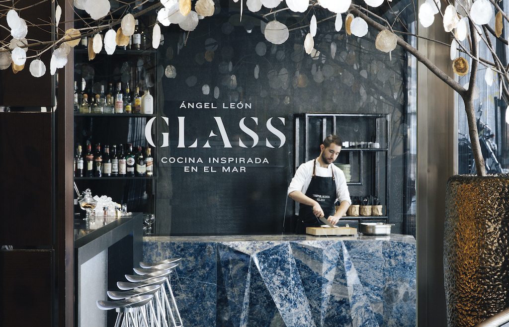 receta, verano, recetas de verano, chef del mar, Hotel Urban, Glass Mar, Derby Hotels Collection