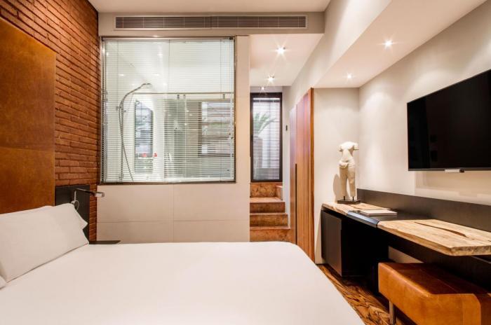 Camere Familiari Barcellona : Camera familiare a barcellona granados hotel