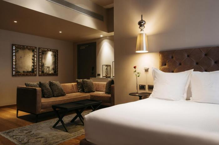 Suite Hotel 5 Sterne Paris Boutique Hotel Banke Hotel
