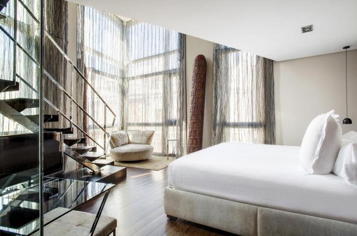 Habitaciones y suites hotel de lujo, Madrid centro, Urban Hotel